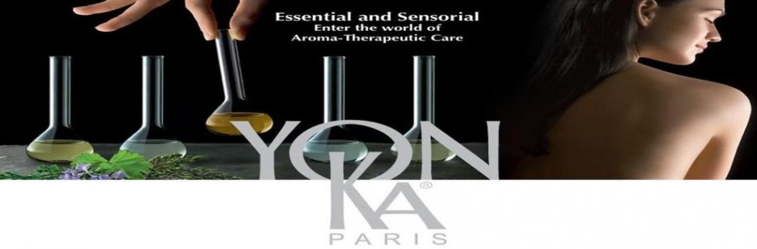 We use YonKa products for Salon Treatments