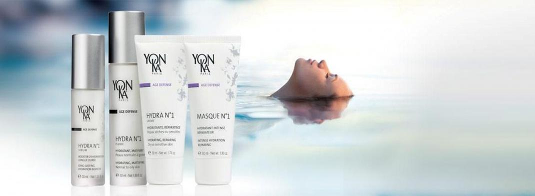 The YonKa product range is available from our online shop